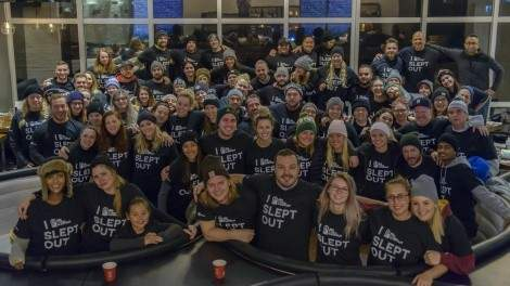Image for Daily bite: Joseph Richard Group raises $105,000 for Covenant House Vancouver
