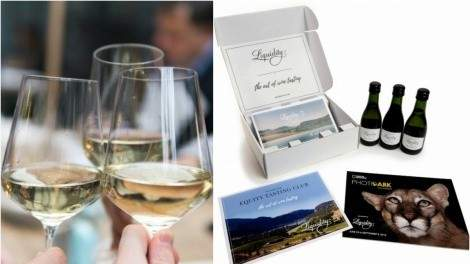 Image for Daily bite: Liquidity Wines launches new vineyard-to-door wine tasting club