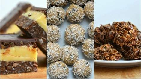 Image for 5 No-bake alternatives to your favourite holiday sweet treats