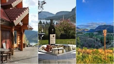 Image for Canadian wine: a Focus on Okanagan Falls