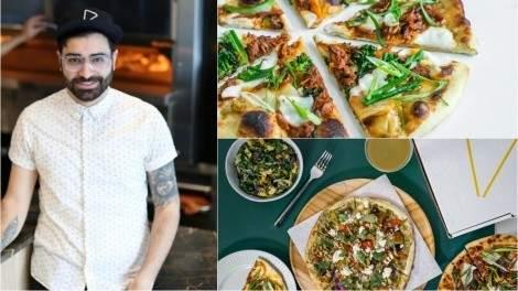 Vancouver chef Jim Vesal