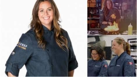 Top Chef Canada Andrea Nicholson