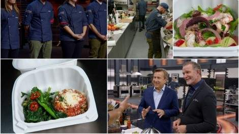 Top Chef Canada: All-Stars episode five