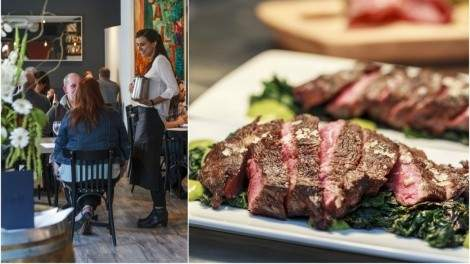 Image for The Salted Vine offers fresh and seasonal cuisine and a new reason to visit Squamish