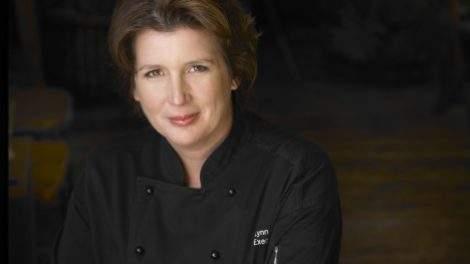 Lynn Crawford cookbook