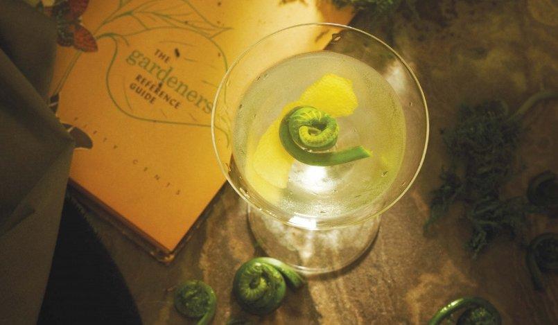 Image for Fiddlehead martini