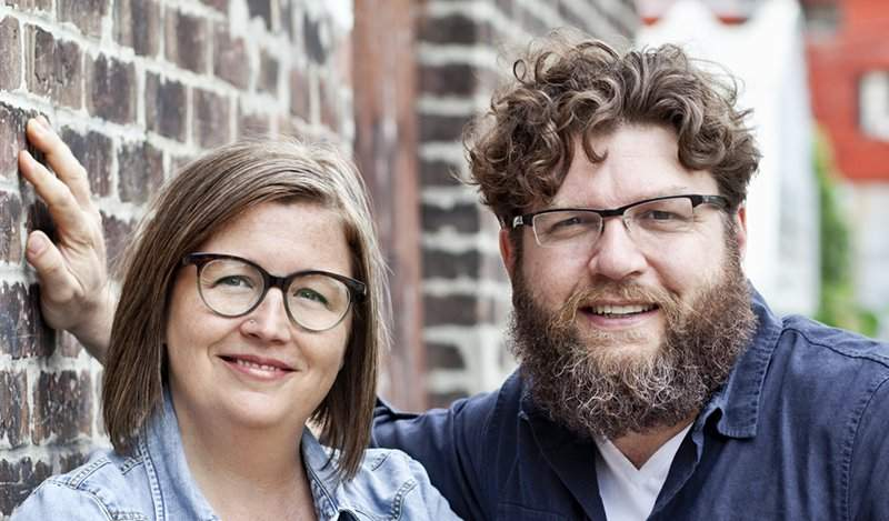 Image for Q&A with Dana Harrison and Joel MacCharles of Batch cookbook