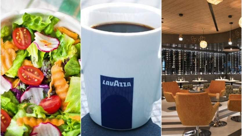 Image for ICYMI: Lavazza, purchases Kicking Horse, Vin Room opens in YYC airport and a new version of healthy fast food in food news this week