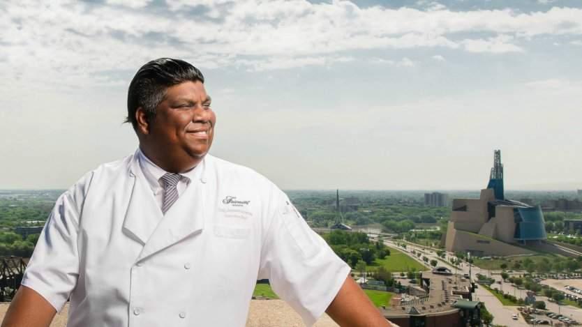 chef Eraj Jayawickreme
