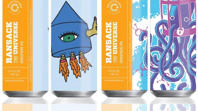 Collective Arts Brewing Nashville Series
