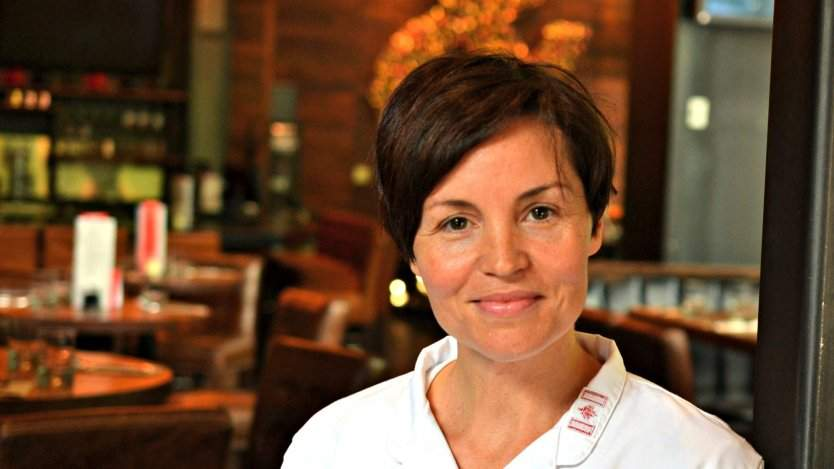 Dawn Doucette Earls chef