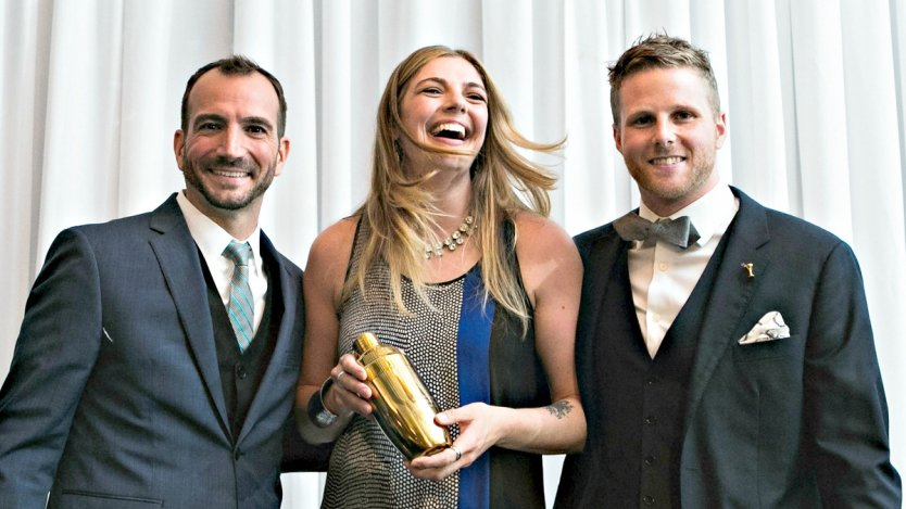 Lauren Mote Diageo World Class Canada 2015