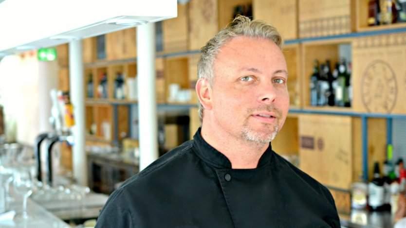 Chef Ray Bear Halifax
