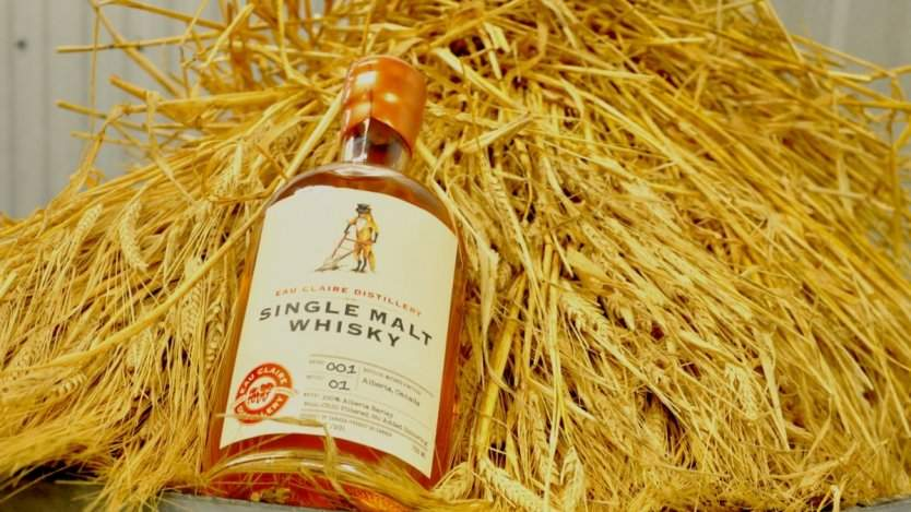 Image for Daily bite: Eau Claire debuts single malt whisky