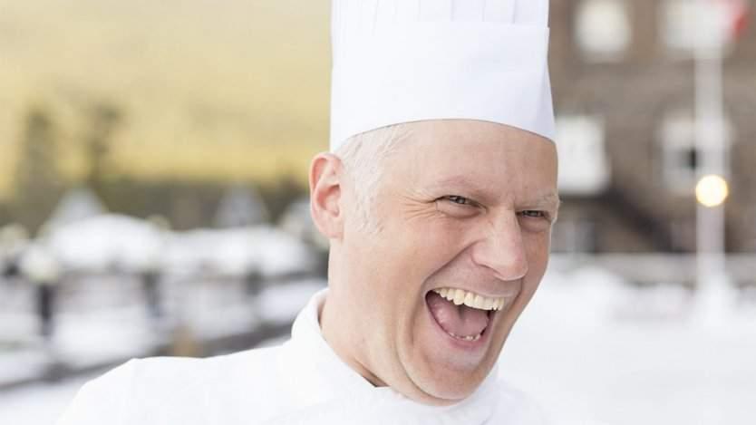 Chef jw Foster