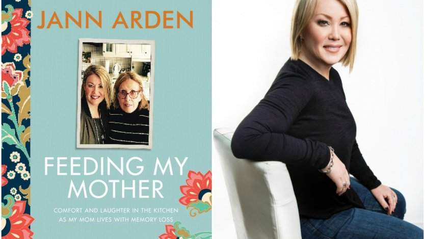 Image for Daily bite: Jann Arden's new book, 'Feeding My Mother', is released