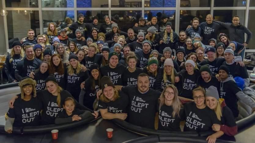 Image for Daily bite: Joseph Richard Group raises $105,000 for Covenant House Vancouver