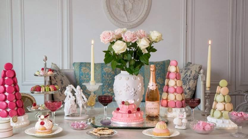 Image for Ladurée Boutique and Tea Salon's first location in Canada opens in Vancouver, B.C.
