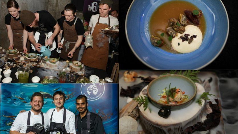 Image for Daily bite: Winning chefs of Ocean Wise Chowder Chowdown 2017