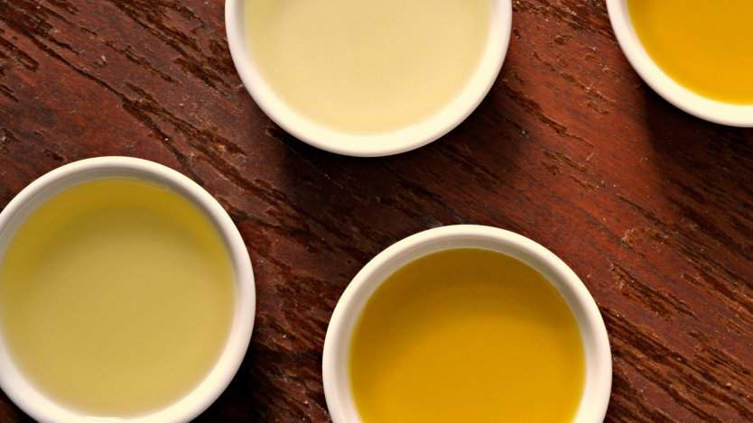 Cooking oils to use