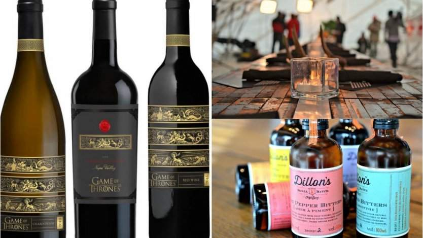 Image for ICYMI: Game of Thrones launches line of wines, New Ontario tax for distillers, John Deere's zero-emission tractor prototype and more