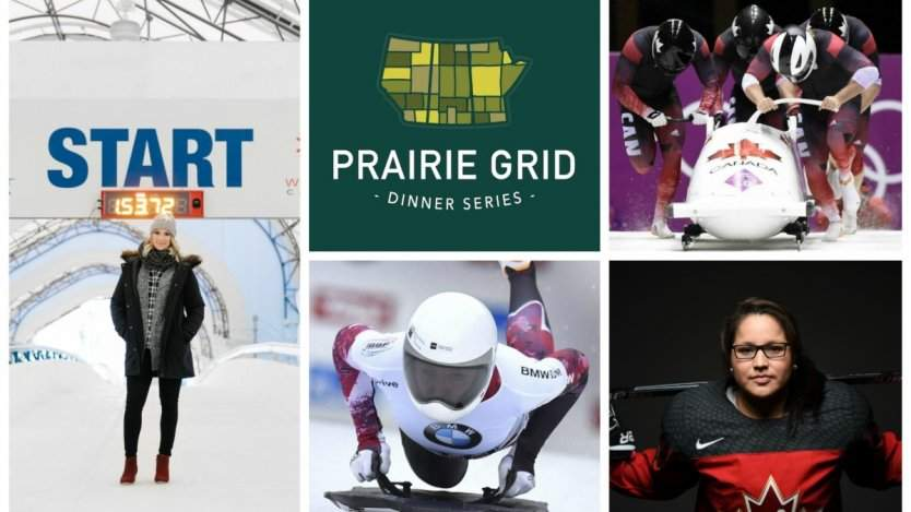 Image for The Prairie Grid Dinner Series: Athletes
