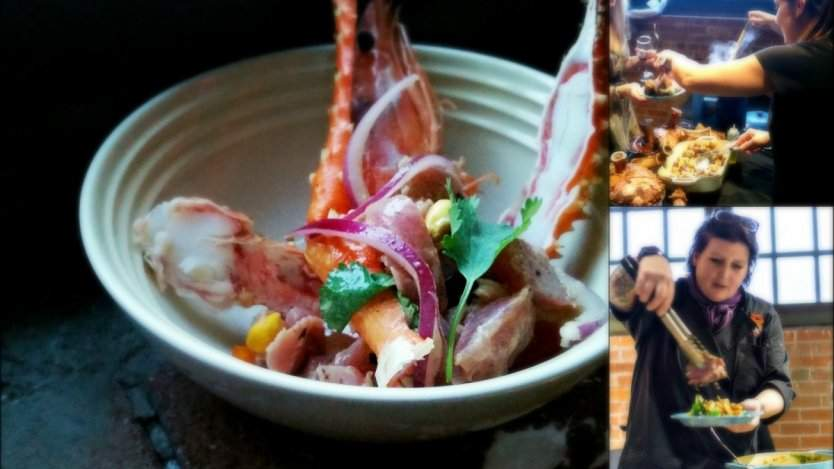 Image for or than just food: 3 takeaways from the AIR MILES dinner at Charbar