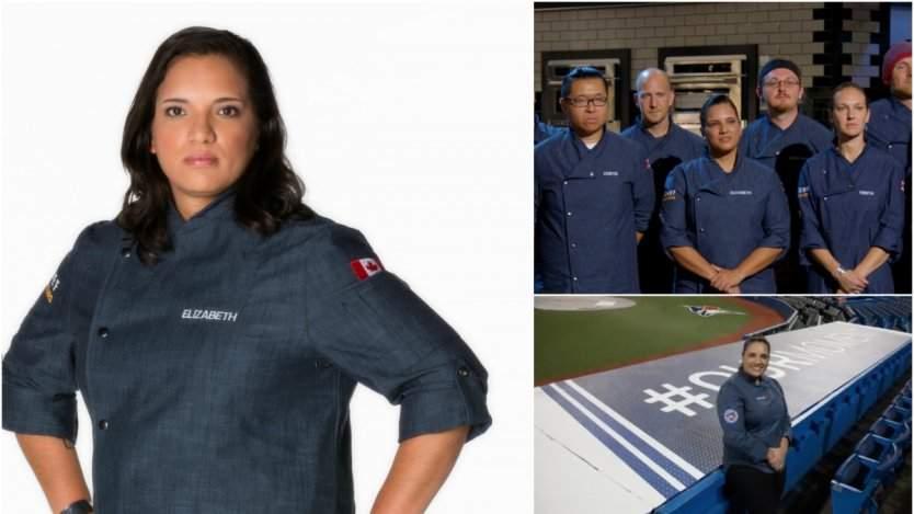 Elizabeth Rivasplata Top Chef Canada