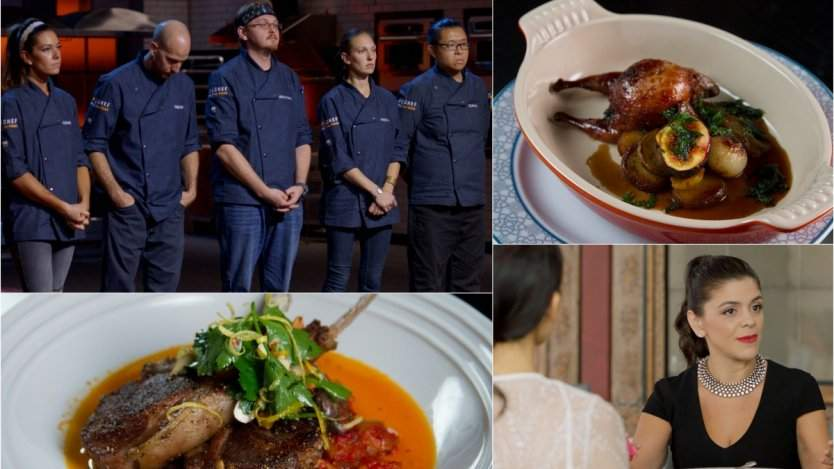 Top Chef Canada All Stars episode three