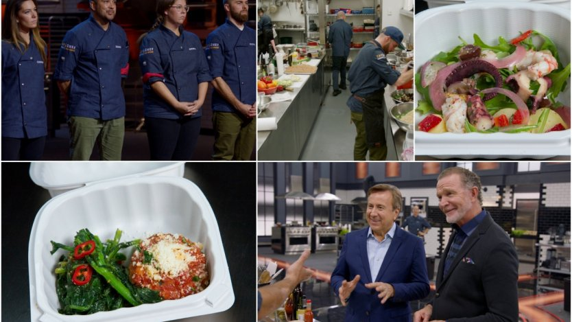 Top Chef Canada: All-Stars episode five