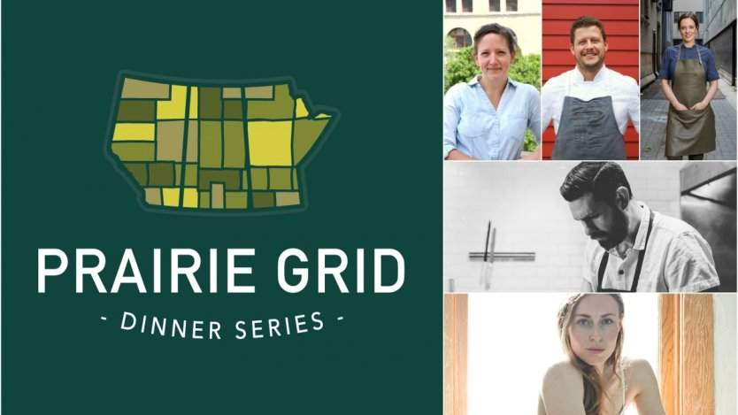 Prairie Grid Dinner Series 2017