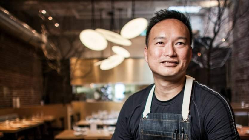 chef Keev Mah Sai Woo