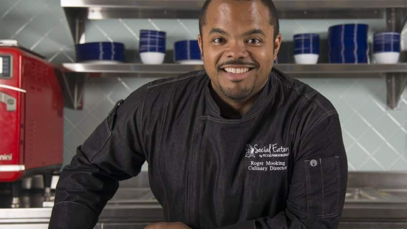 Image for Chef Roger Mooking combines innovation with familiarity at Telus Spark