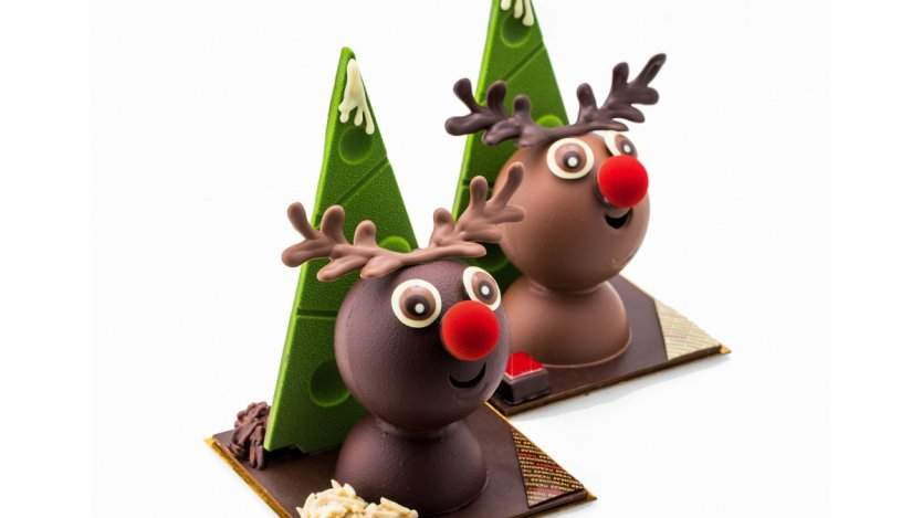 Image for 7 Chocolatiers making stunning chocolate creations for the holidays