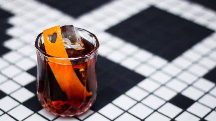 L'Abattoir Adieu Mon Coeur cocktail. Photo by Amy Ho.