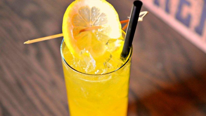 Image for Model Milk's Summer Friends turmeric lemonade