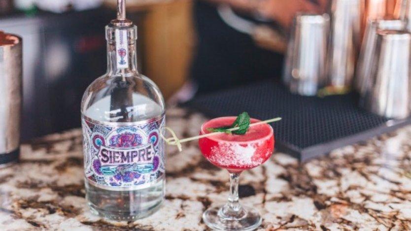 Image for Siempre Vida Rosa cocktail