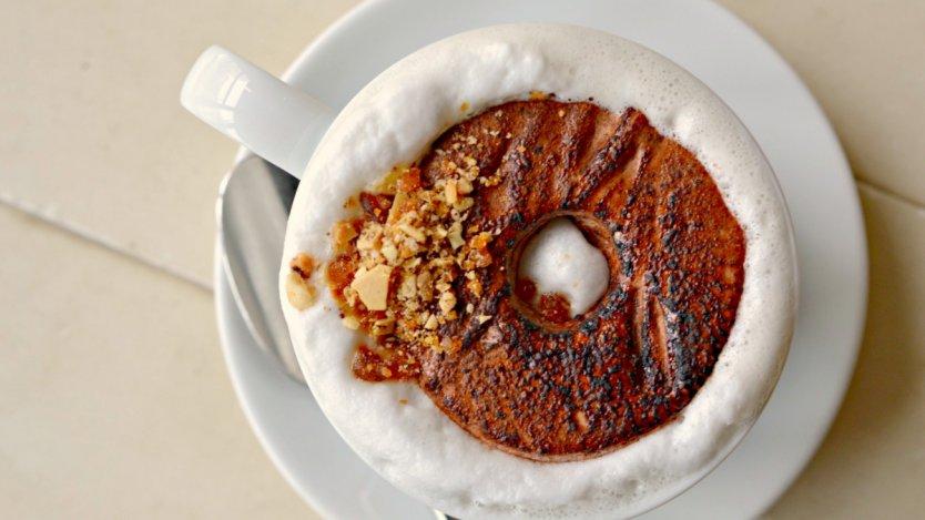 Image for Yellow Door Bistro's reverse hot chocolate